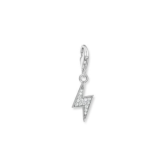 Charm-hängsmycke flash silver ur kollektionen Charm Club i THOMAS SABO:s onlineshop