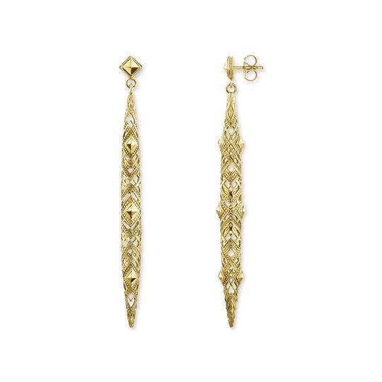 Ohrringe Afrika Ornamente aus der  Kollektion im Online Shop von THOMAS SABO