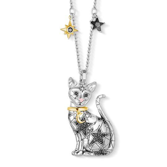 halsband Magic Cat ur kollektionen  i THOMAS SABO:s onlineshop