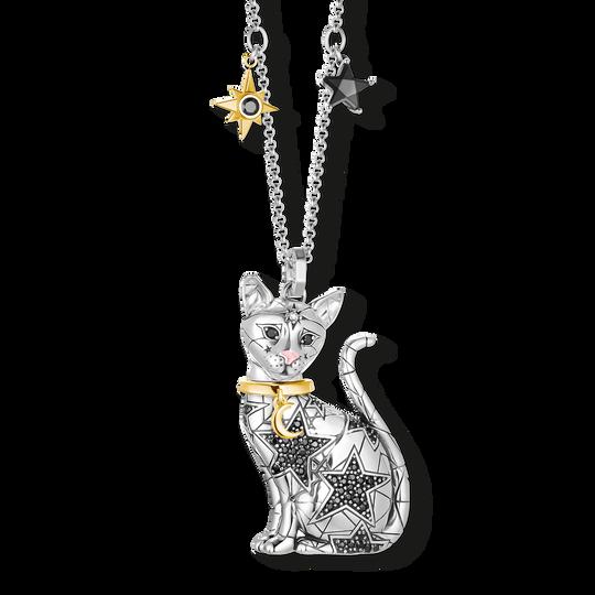 Pendentif avec chaîne Magic Cat de la collection  dans la boutique en ligne de THOMAS SABO
