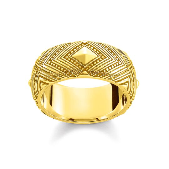 "ring ""Africa ornaments"" from the Glam & Soul collection in the THOMAS SABO online store"