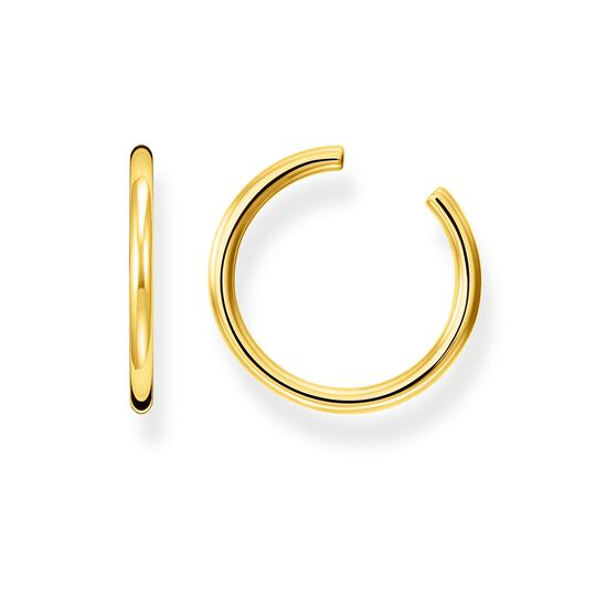 ear cuffs large gold from the Glam & Soul collection in the THOMAS SABO online store