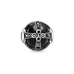 """Bead """"Royalty Black"""" from the Karma Beads collection in the THOMAS SABO online store"""
