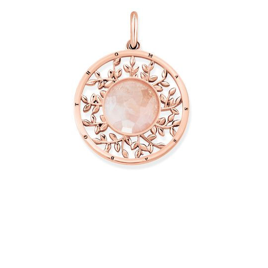 """pendant """"Pink Tree of Love"""" from the Glam & Soul collection in the THOMAS SABO online store"""