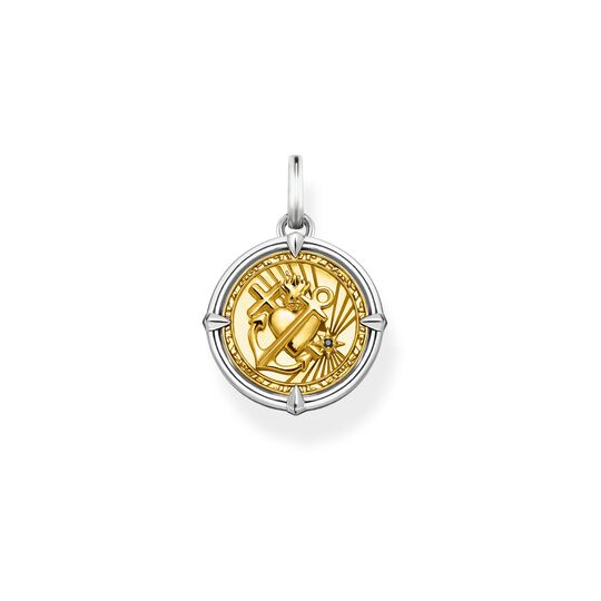 pendant faith, love, hope from the  collection in the THOMAS SABO online store