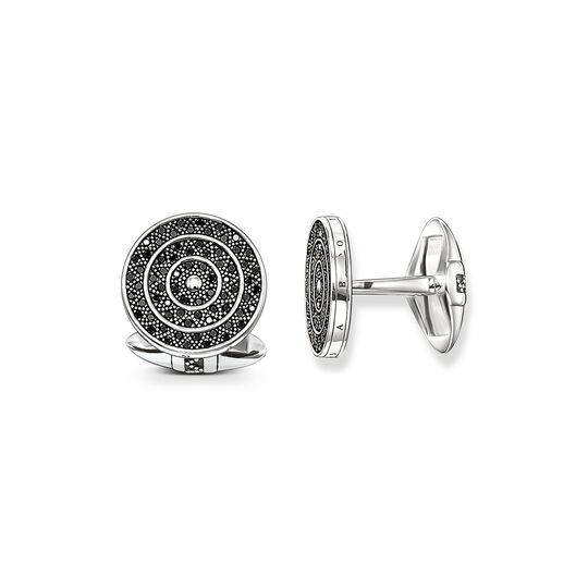 cufflinks Diamond zig zag from the  collection in the THOMAS SABO online store