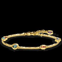 """Armband """"Farbige Steine"""" aus der Glam & Soul Kollektion im Online Shop von THOMAS SABO"""