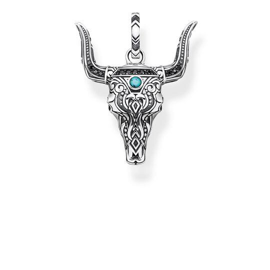 pendentif tête de taureau de la collection Rebel at heart dans la boutique en ligne de THOMAS SABO