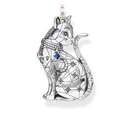 pendentif Chat avec constellation de la collection Glam & Soul dans la boutique en ligne de THOMAS SABO