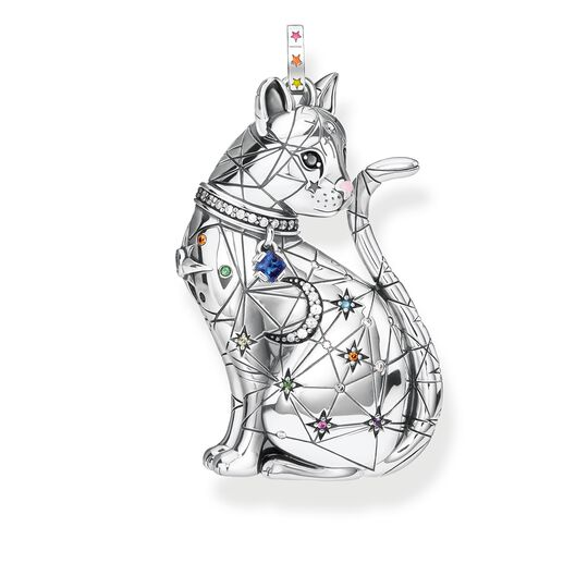 pendant Cat constellation from the Glam & Soul collection in the THOMAS SABO online store