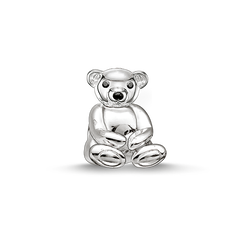 Bead teddy bear from the Karma Beads collection in the THOMAS SABO online store