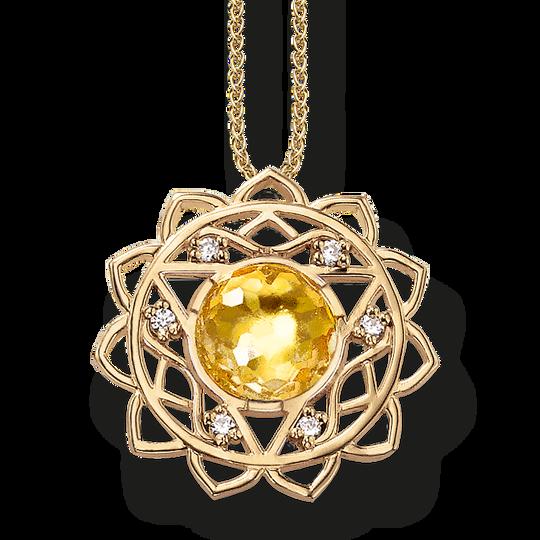 cadena Chakra del plexo solar de la colección Chakras en la tienda online de THOMAS SABO