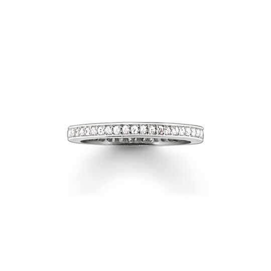 ring eternity pavé from the  collection in the THOMAS SABO online store
