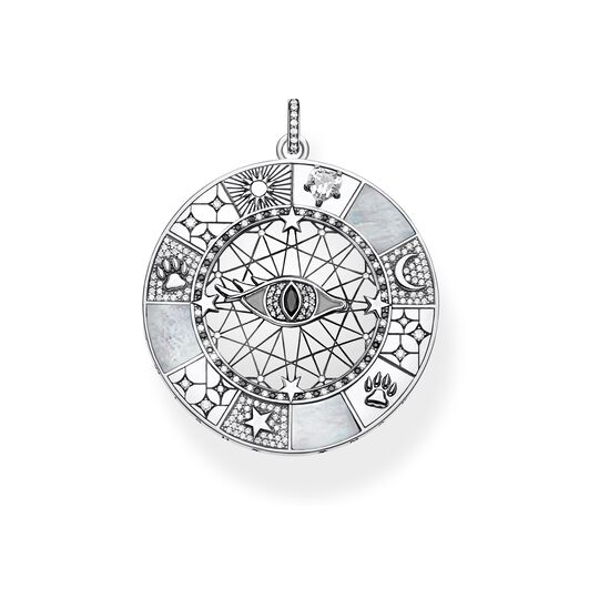 pendant Amulet mystical symbols from the  collection in the THOMAS SABO online store
