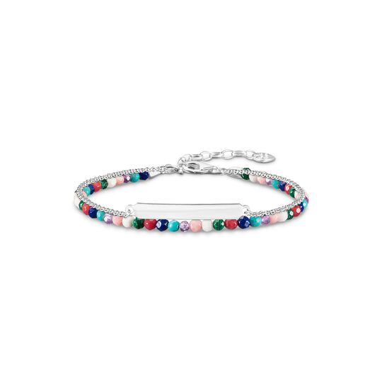 bracelet colourful from the  collection in the THOMAS SABO online store