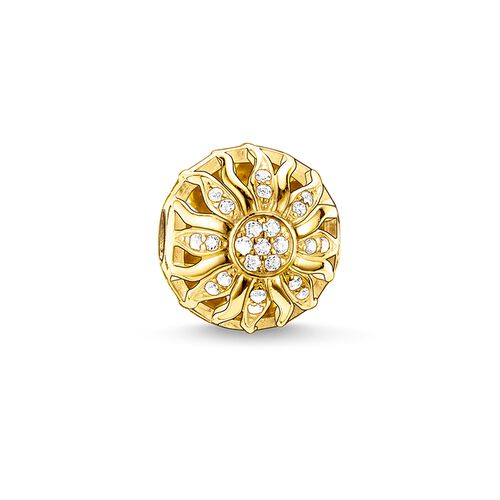 """Bead """"sunshine"""" from the Karma Beads collection in the THOMAS SABO online store"""
