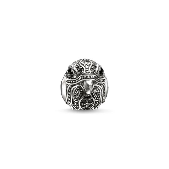 Bead falcon from the Karma Beads collection in the THOMAS SABO online store