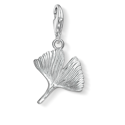 Charm pendant Ginkgo from the  collection in the THOMAS SABO online store
