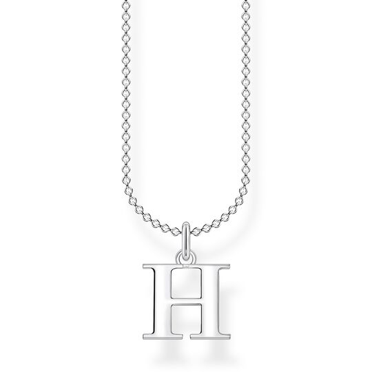 Chaîne lettre H de la collection Charming Collection dans la boutique en ligne de THOMAS SABO