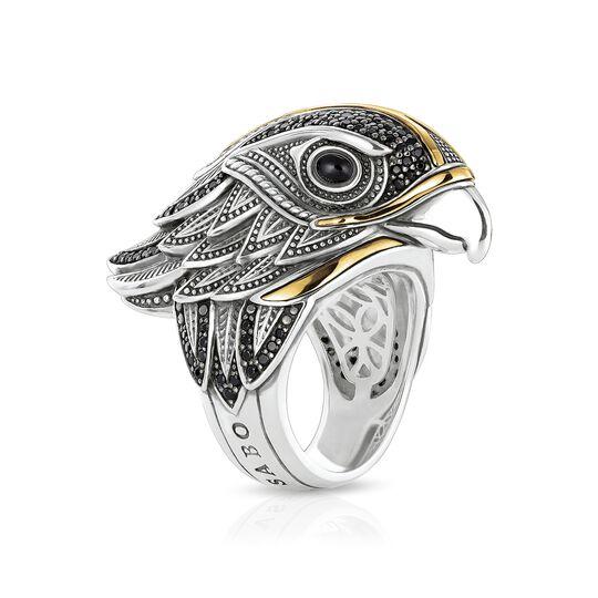 bague faucon avec diamants de la collection  dans la boutique en ligne de THOMAS SABO