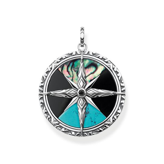 pendant compass large from the  collection in the THOMAS SABO online store