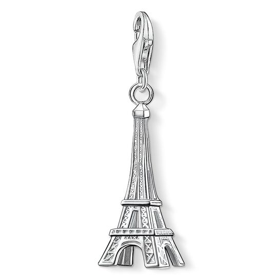 Charm pendant Eiffel Tower from the  collection in the THOMAS SABO online store