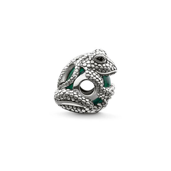 "Bead ""frog"" from the Karma Beads collection in the THOMAS SABO online store"