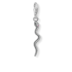 Charm pendant snake from the Glam & Soul collection in the THOMAS SABO online store