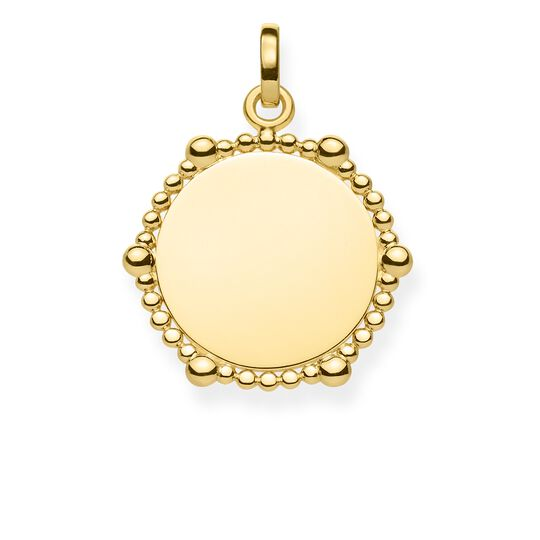 "pendant ""Coin Dots"" from the Love Bridge collection in the THOMAS SABO online store"