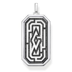 pendant maze from the Rebel at heart collection in the THOMAS SABO online store
