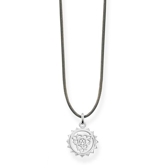 Choker Chakra della gola from the Glam & Soul collection in the THOMAS SABO online store