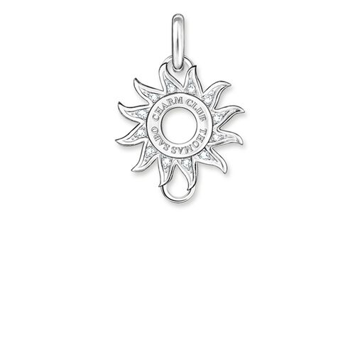 """carrier """"sun pavé"""" from the  collection in the THOMAS SABO online store"""