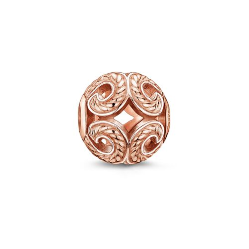 "Bead ""wave"" from the Karma Beads collection in the THOMAS SABO online store"