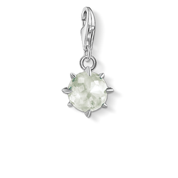 Charm pendant birth stone August from the Charm Club Collection collection in the THOMAS SABO online store