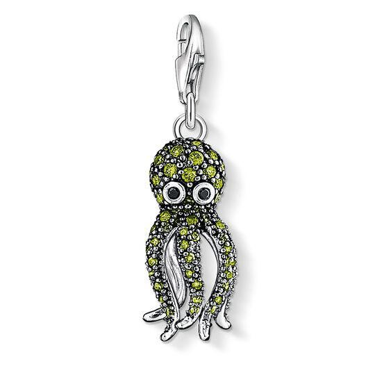 Charm pendant octopus from the  collection in the THOMAS SABO online store