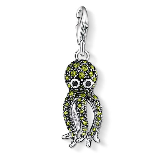 Charm pendant octopus 1047 charm club thomas sabo australia charm pendant quotoctopusquot from the collection in the thomas sabo aloadofball Images