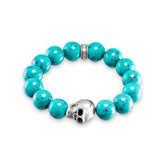 pulsera Power Bracelet calavera étnica de la colección Rebel at heart en la tienda online de THOMAS SABO