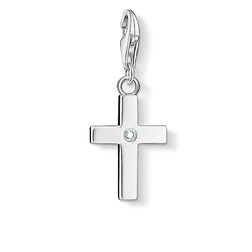 Charm pendant cross from the Charm Club Collection collection in the THOMAS SABO online store