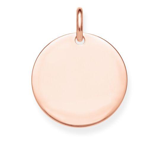 """Anhänger """"Coin"""" aus der Love Bridge Kollektion im Online Shop von THOMAS SABO"""