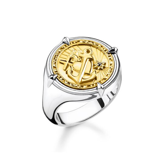 ring faith, love, hope from the  collection in the THOMAS SABO online store