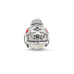 """Bead """"Santa Claus"""" from the Karma Beads collection in the THOMAS SABO online store"""