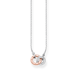 "necklace ""Together"" from the Glam & Soul collection in the THOMAS SABO online store"