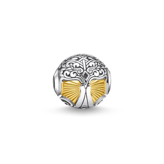 bead Tree of Love gold from the Karma Beads collection in the THOMAS SABO online store