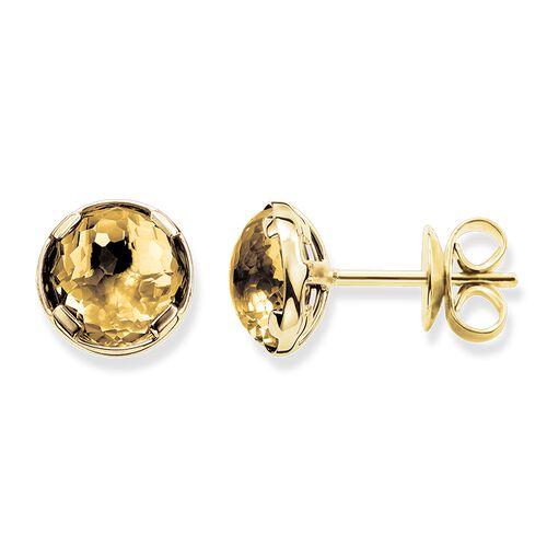 """clous d'oreilles """"Chakra du plexus solaire"""" de la collection Chakras dans la boutique en ligne de THOMAS SABO"""