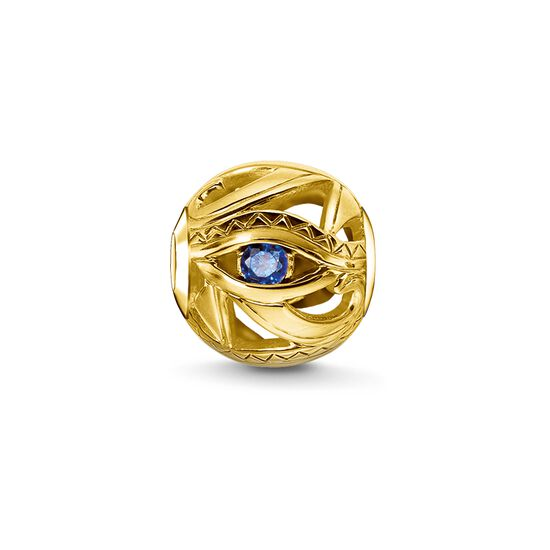 "Bead ""eye of Horus"" from the Karma Beads collection in the THOMAS SABO online store"