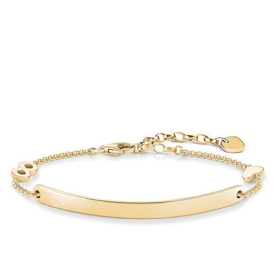 "bracelet ""heart infinity"" from the Love Bridge collection in the THOMAS SABO online store"