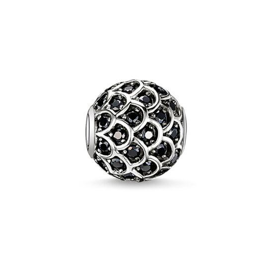 """Bead """"poisson noir"""" de la collection Karma Beads dans la boutique en ligne de THOMAS SABO"""