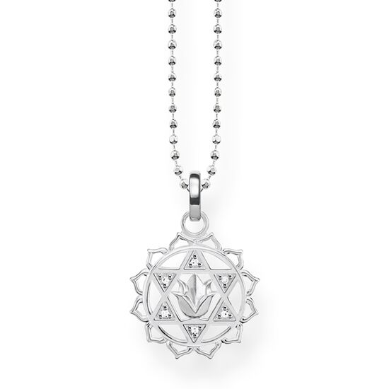 Necklace heart chakra ke1683 women thomas sabo great britain necklace from the glam amp soul collection in the thomas sabo online aloadofball Gallery