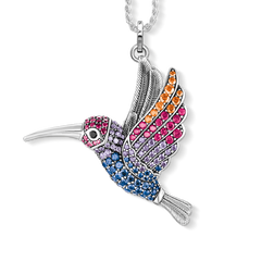 Pendant on chain from the Glam & Soul collection in the THOMAS SABO online store