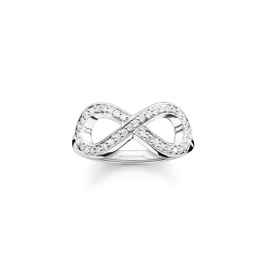 ring infinity from the  collection in the THOMAS SABO online store